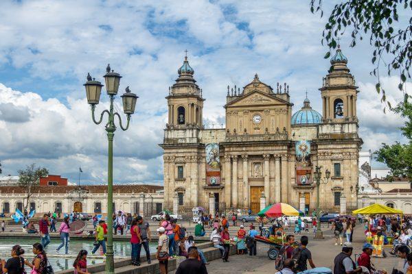 Arrival in Guatemala / Antigua