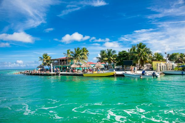 San Ignacio / Belize City / Caye Caulker (or Ambergris or Placencia)