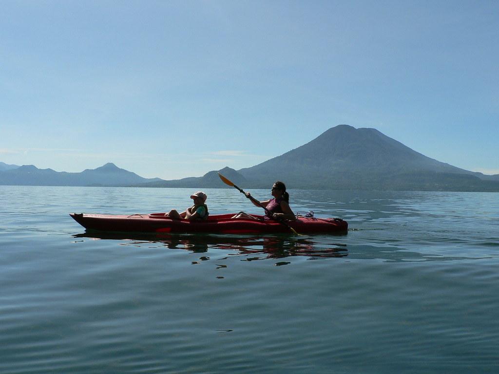 Luisa Bon Voyage Guatémala