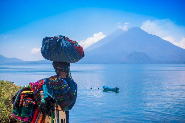 Lac Atitlan (Nez de l'indien)