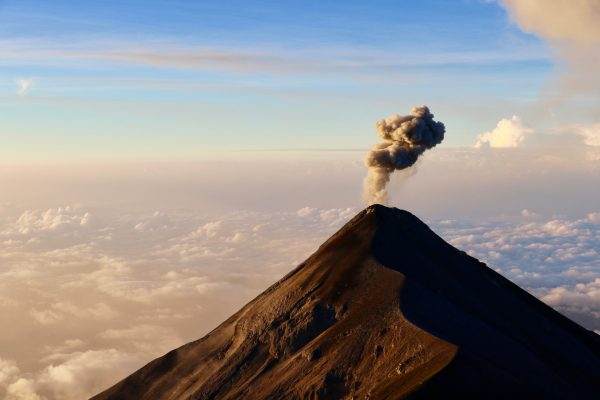 Volcan Acatenango / Antigua