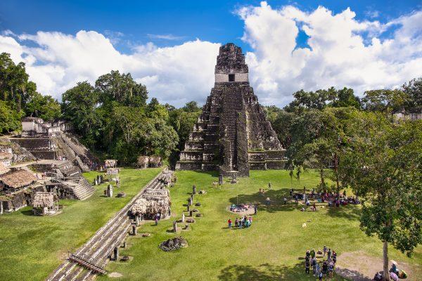 El Remate / Tikal (lever du soleil) / El Remate