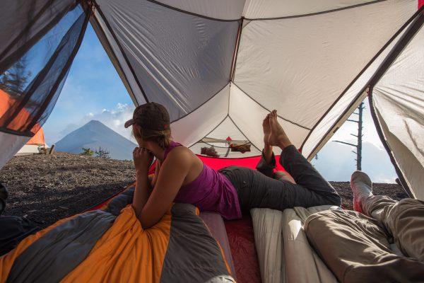 Antigua / La Soledad / Volcan Acatenango