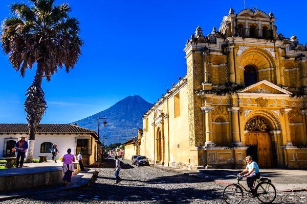 Guatemala et Bélize en couple