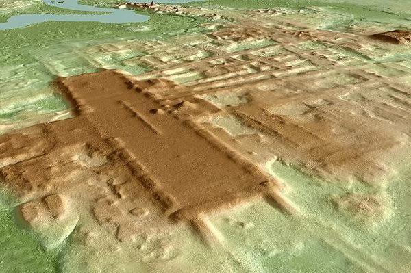 Découverte – Archéologie / Aguada Fénix